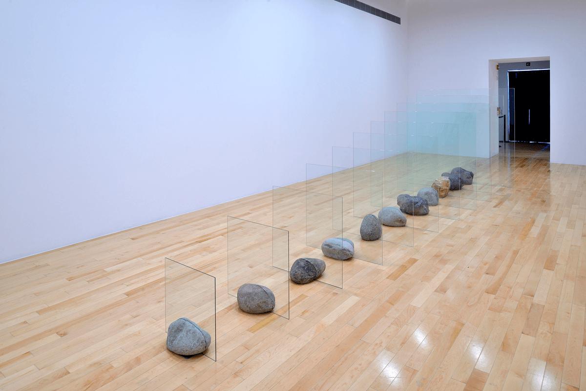 Sin título, 2019 | Jose Dávila. Pensar como una montaña | Museo Amparo, Puebla