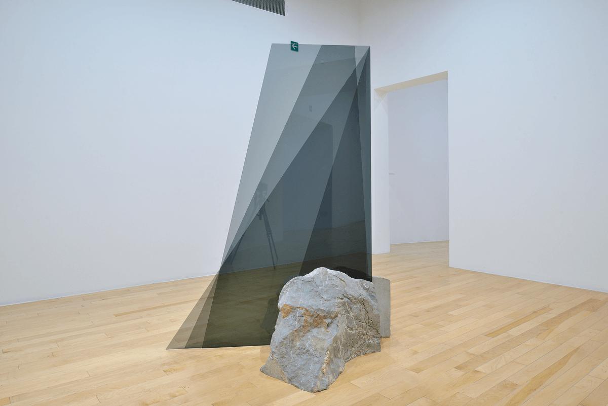 Aporía XlV, 2019 | Jose Dávila. Pensar como una montaña | Museo Amparo, Puebla