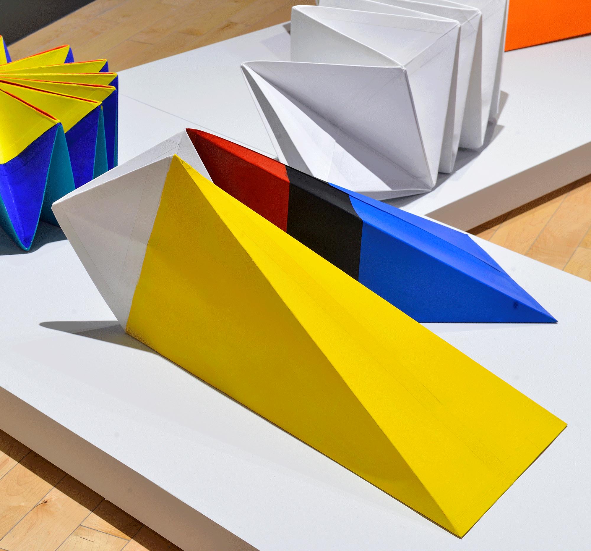Variación estructura puente | Un arte sin tutela: Salón Independiente en México, 1968-1971  | Museo Amparo, Puebla