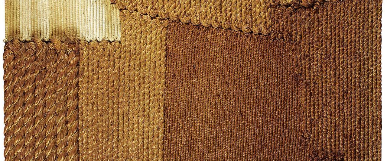 Estudio de texturas para el mural de la Sala Cora Huichol | Mathias Goeritz. El retorno de la serpiente. Mathias Goeritz y la invención de la arquitectura emocional | Museo Amparo, Puebla