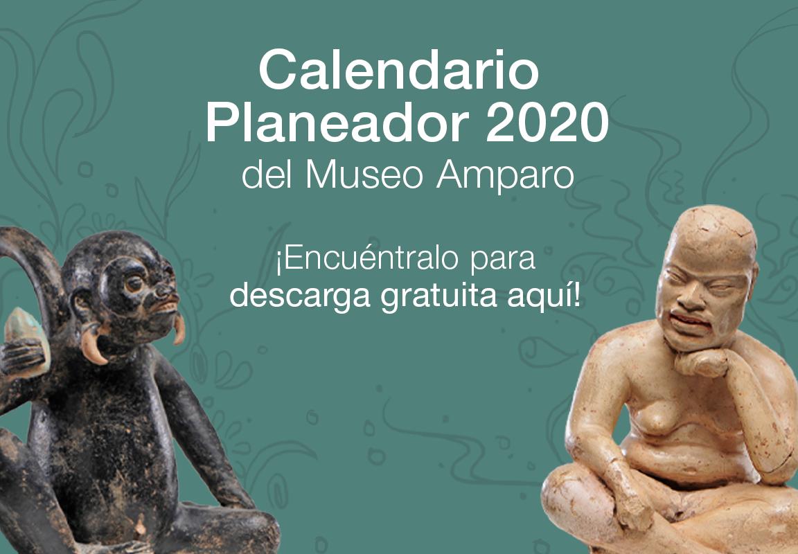 calendario planeador 2020