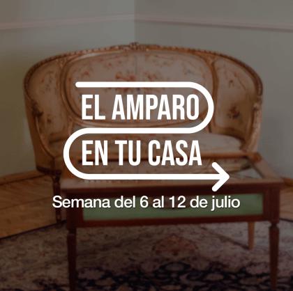 Del 6 al 12 de julio | Actividades | Museo Amparo, Puebla.