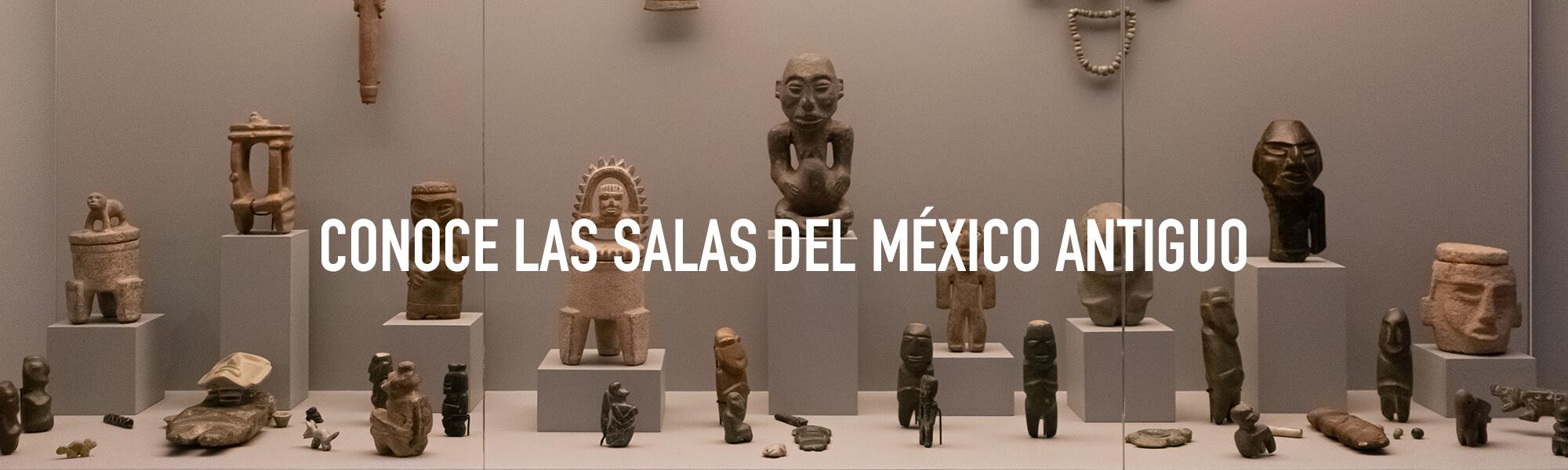 Recorrido virtual por las Salas del México antiguo | Museo Amparo, Puebla.