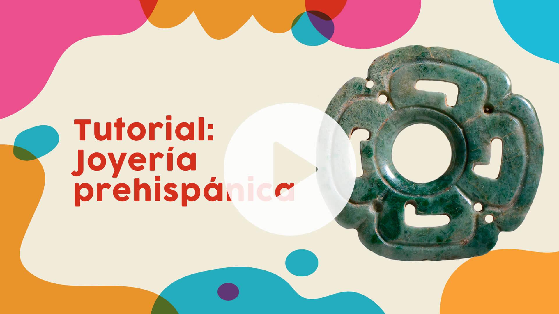 Tutorial  | Joyería prehispánica | Museo Amparo, Puebla | Museo Amparo, Puebla.