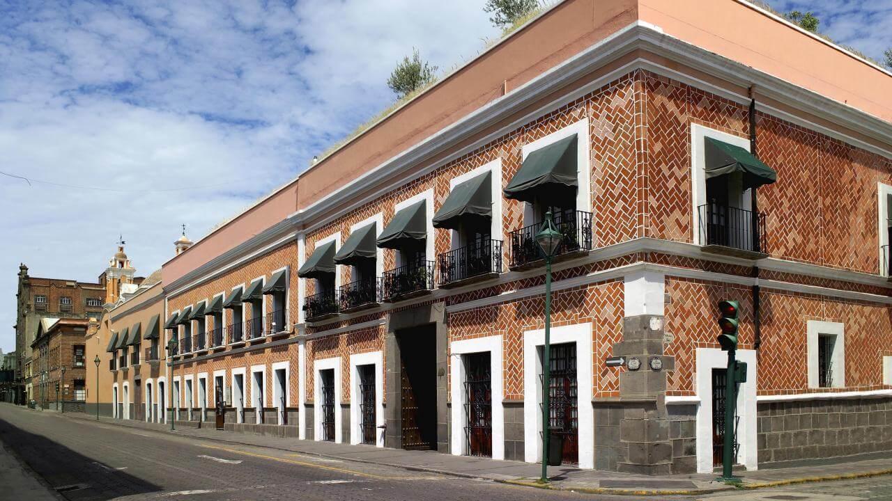Centro de Acopio Museo Amparo | Museo Amparo, Puebla.
