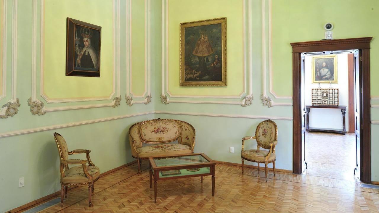 Colección de Arte Virreinal y Siglo XIX   Museo Amparo, Puebla.