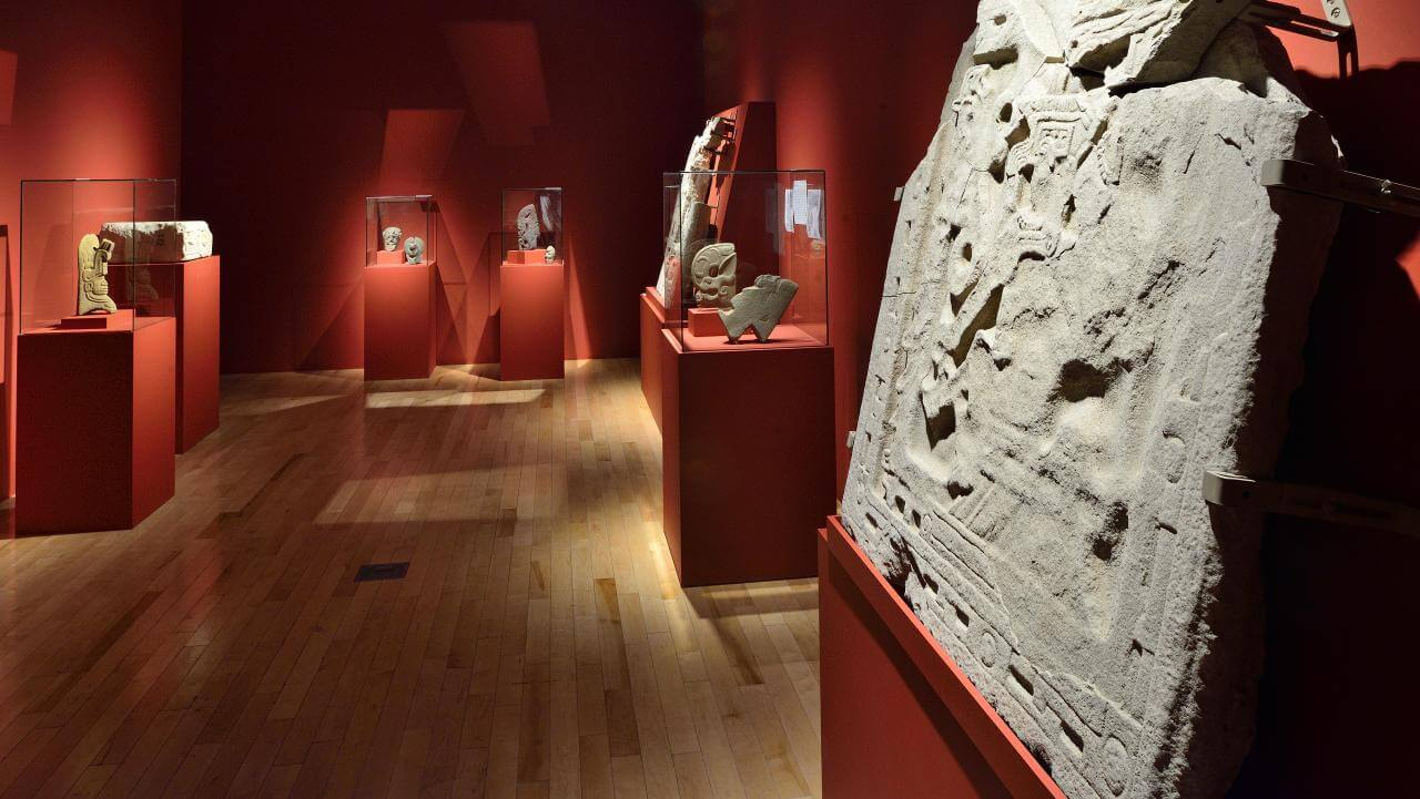 Divinos Señores de la Montaña | Museo Amparo, Puebla.