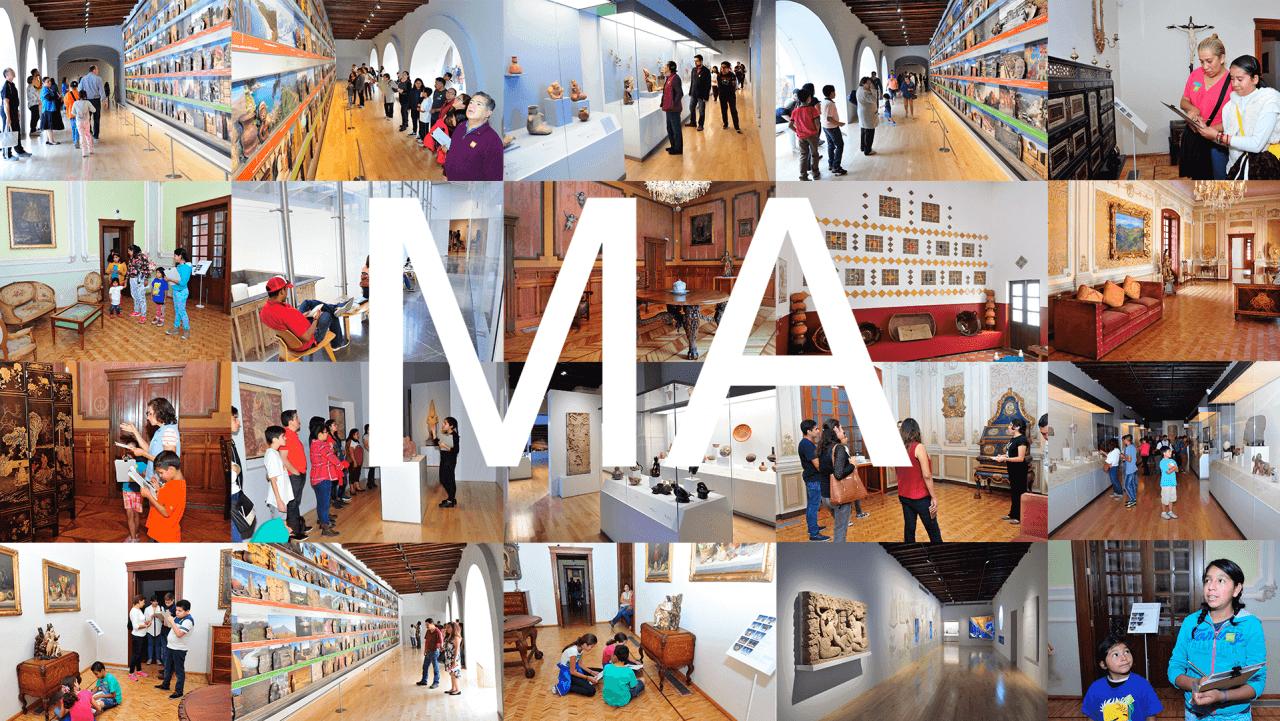 Domingos y lunes   | Museo Amparo, Puebla.
