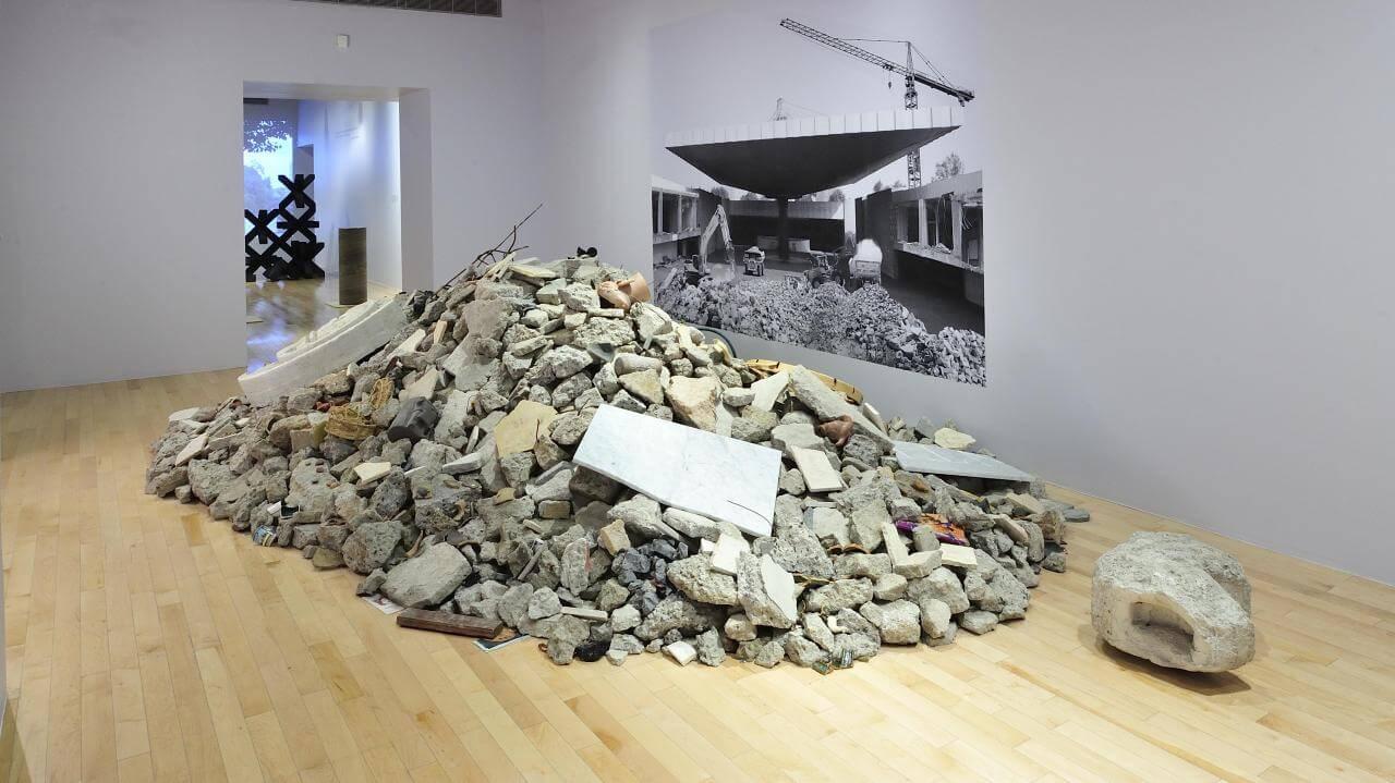Eduardo Abaroa. Tipología del estorbo | Museo Amparo, Puebla.