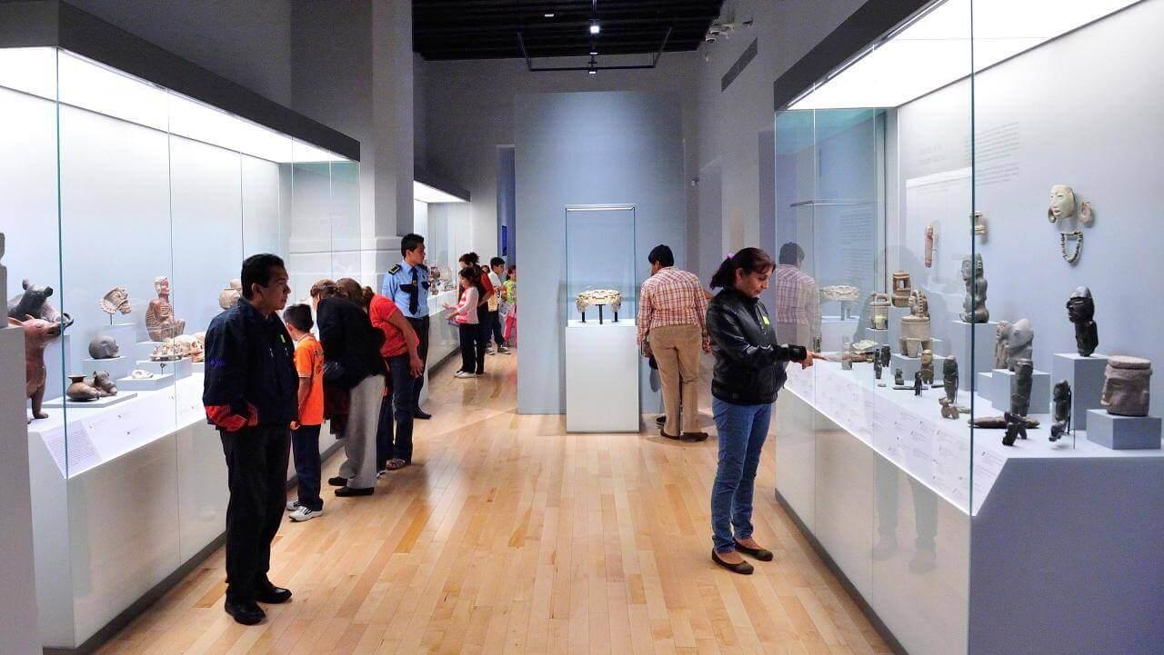 Domingos y lunes entrada gratuita  | Museo Amparo, Puebla.